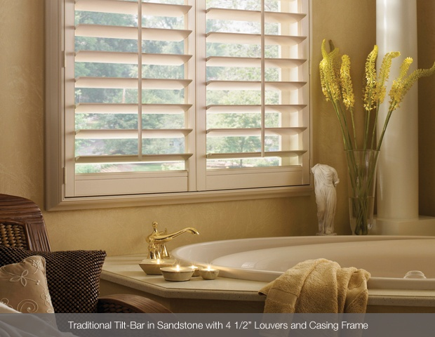 These Vinyl Plantation Shutters Are Extremely Durable And Waterproof. Great  For Garages, Bathrooms And