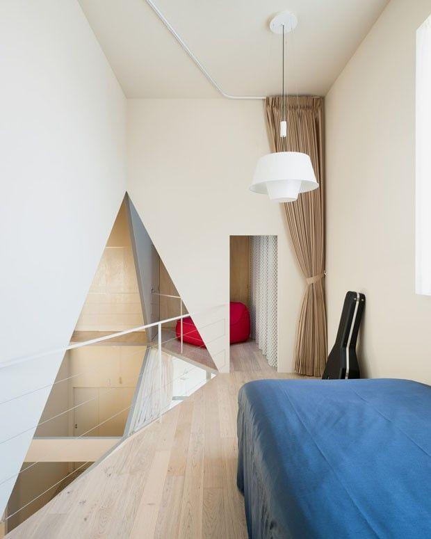 Apartamento sustentável de  DesignatedCW