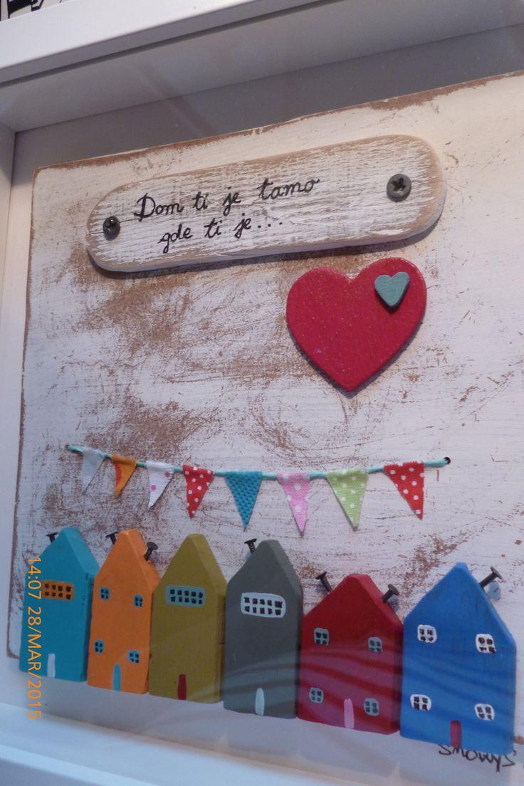 Home - heart - love Dom ti je tamo gde ti je srce <3