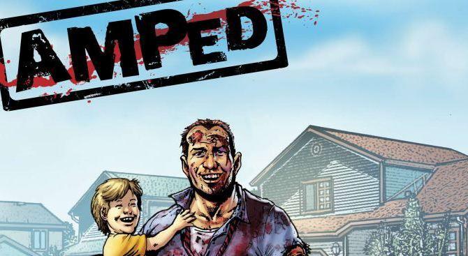 Eric Kripke Developing Superhero Comic 'Amped' for Vertigo and USA TV Adaptation (EXCLUSIVE)