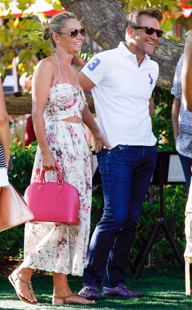 Robert Herjavec & Kym Johnson from The Big Picture: Today's Hot Pics  The…