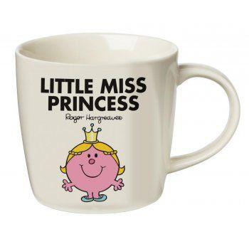 Mr Men & Little Miss Little Miss Princess Mug - Mr Men & Little Miss from Mollie & Fred UK