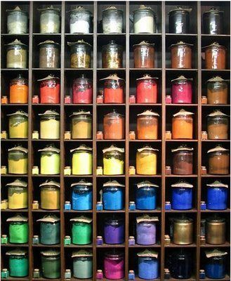 What doesPigment Dyes mean? Available in almost any color, pigment dyesarewithout affinity for fibre and held to fabric via resins....