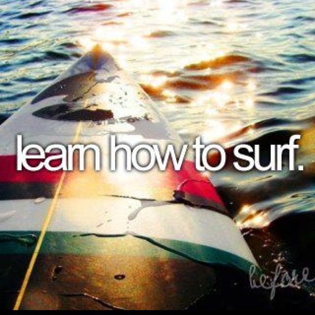 It's on my bucket list, even though I'm terrified of water where I can't see around me or the bottom.....
