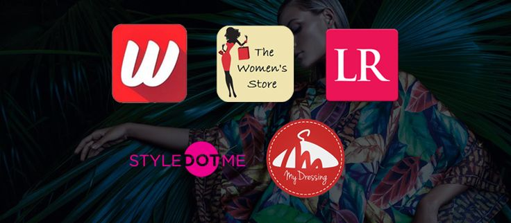 5 Best Fashion Apps