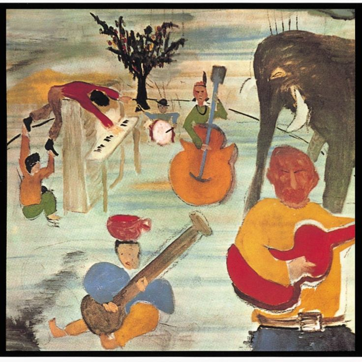 The Band Music From Big Pink on 180g Vinyl LP The Band's 1968 debut, Music From…