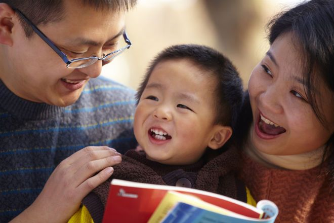 Literacy: New study on boys and reading