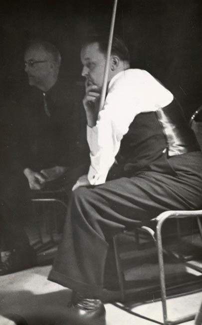 PCD_1565 Billiards Exhibition, Erith 1946
