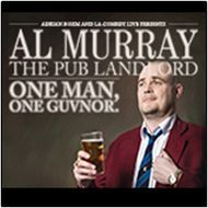 Al Murray the Pub Landlord: One Man One Guvnor, Hong Kong | NonPeakTravel.com