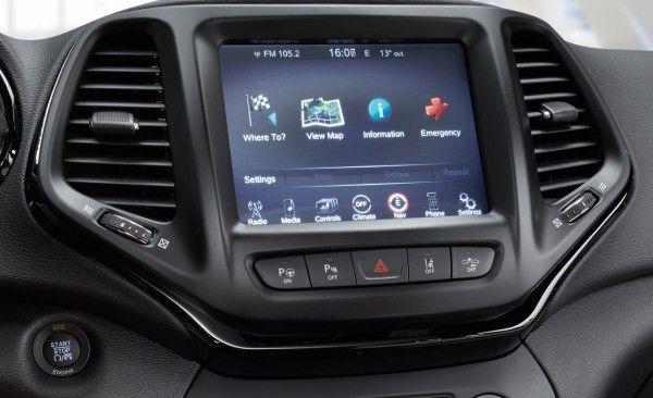 2014 Jeep Cherokee Urbane Temperature Control View 600x366 2014 Jeep Cherokee Urbane Review Details