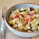 Kid-Friendly Tuna Pasta Salad