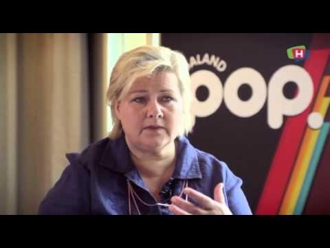 Download Intervju med statsminister Erna Solberg   Anything2MP3