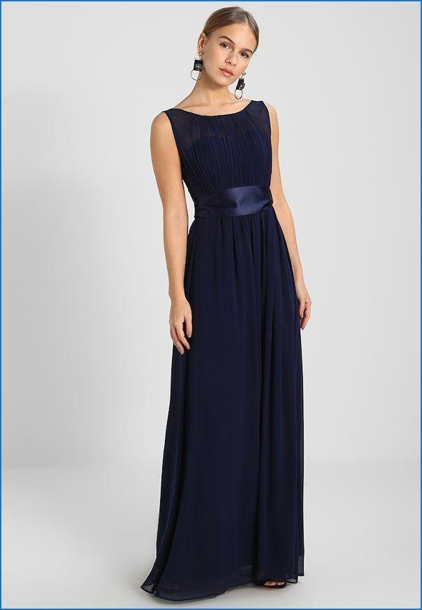 Abendkleider Lang Hochzeit Blaues Abendkleid Abendkleid Kleider Mode