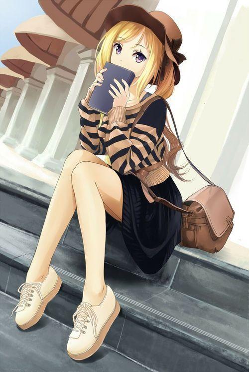 Anime Country Girl   •{ Anime }•   Pinterest
