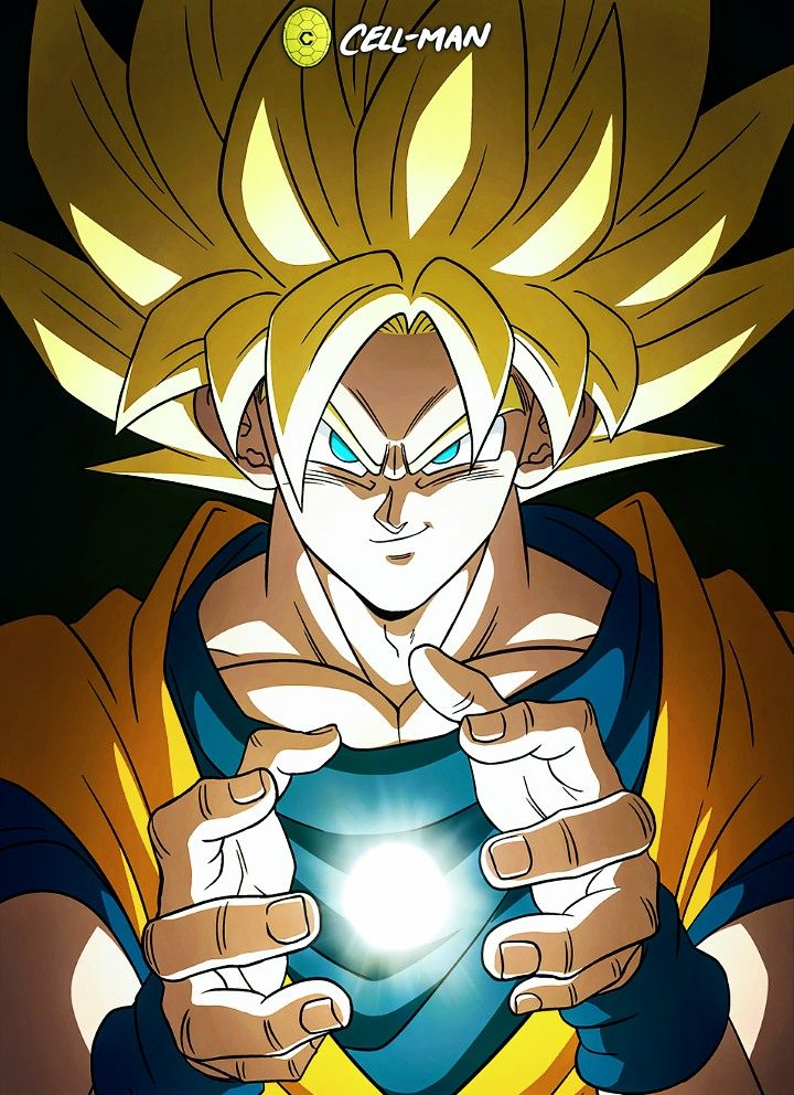 Goku Super Saiyan Dragon Ball Super Anime Dragon Ball Super Dragon Ball Artwork Dragon Ball Super Wallpapers