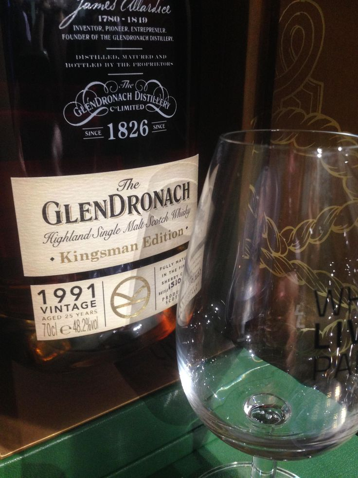 Glendronach 1991 Kingsman Review [From Paris with Love] http://ift.tt/2gc0fKA