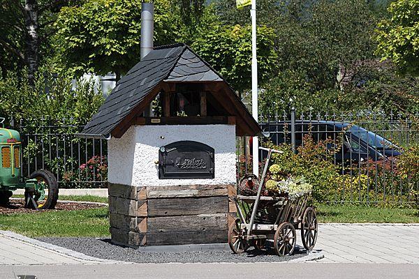 Karl-Heinz Häussler GmbH -  Holzbackofen-Bausatz Typ 4/6