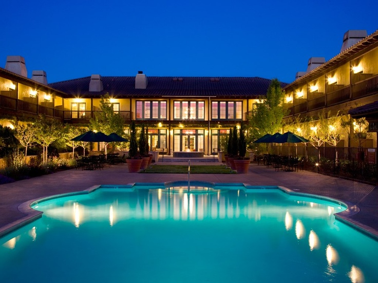 The Lodge In Sonoma Renaissance Resort And Spa Pure Elegance Cl Star Customer Hotelsnapa Valleysonoma