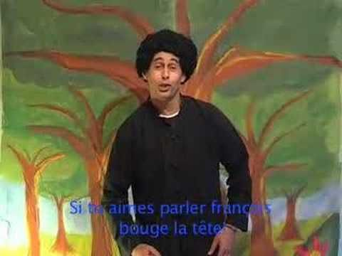 """""""Si tu aimes parler français...."""" - YouTube (To the tune of """"If you're happy and you know it..."""") LOVE this, so many possibilities for lyrics and students can write their own!!!"""
