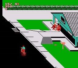 Paperboy 2 - NES