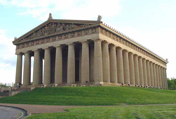La cámara del arte: El Partenón