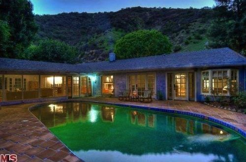 Actress Salma Hayek Lists L.A. Starter Home for Rent