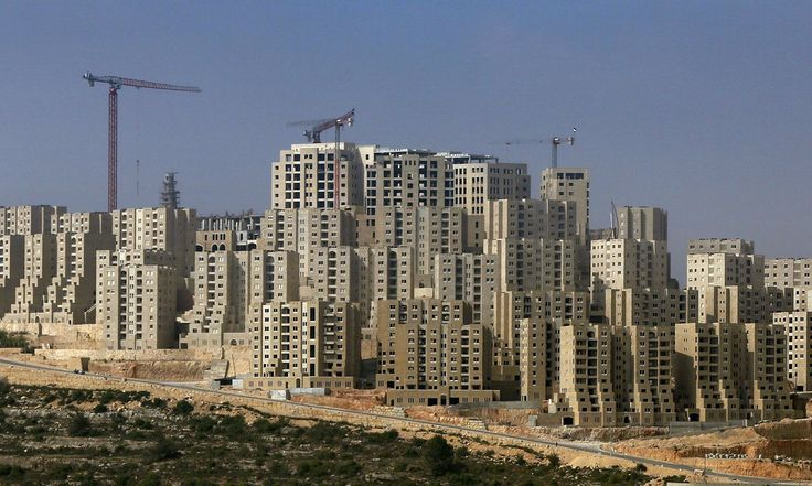 Is this privately financed city project in the heart of occupied West Bank a momentous trailblazer, or a colossal folly? Harriet Sherwood pays a visit