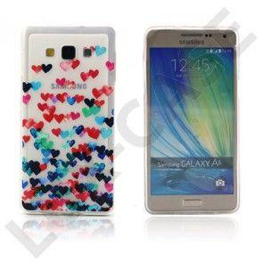Westergaard Samsung Galaxy A5 Cover - Mange Forskellige Hjerter
