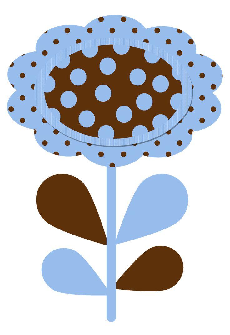 Les meilleures images du tableau Clip art flowers sur Pinterest