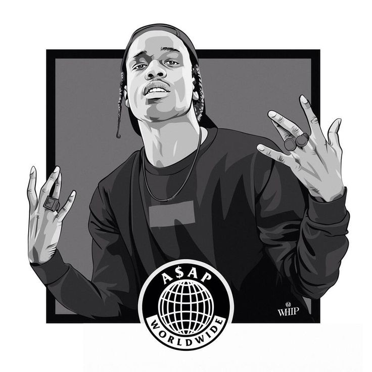 Asap Rocky Whip by Souliers on DeviantArt