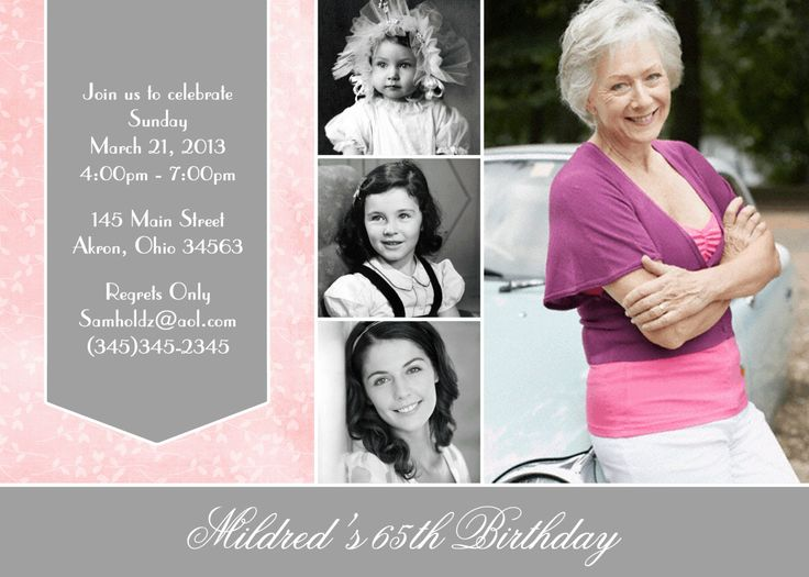 Custom Adult Photo Birthday Invitation Thank You Card | Man Woman Surprise Any Age 21st 30th 35th 40th 50th 55th 60th 65th 70th 80th 85th 90th Bridal Wedding ____________________________________  { Professionally Printed 5x7 Card Stock Cards } { White envelopes } { Free UNLIMITED proofs via convo } { Colors, Font Style & Text can be changed }  Regular Processing - 1 week for printing & 3 business days for shipping. Rush options available, convo us for pricing/options. Convo us fo...