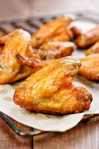 Hops-n-Honey Chicken Wings | Red Stick Spice Company