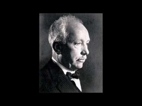 "Richard Strauss conducts ""Schlagobers"" 1944 - YouTube"