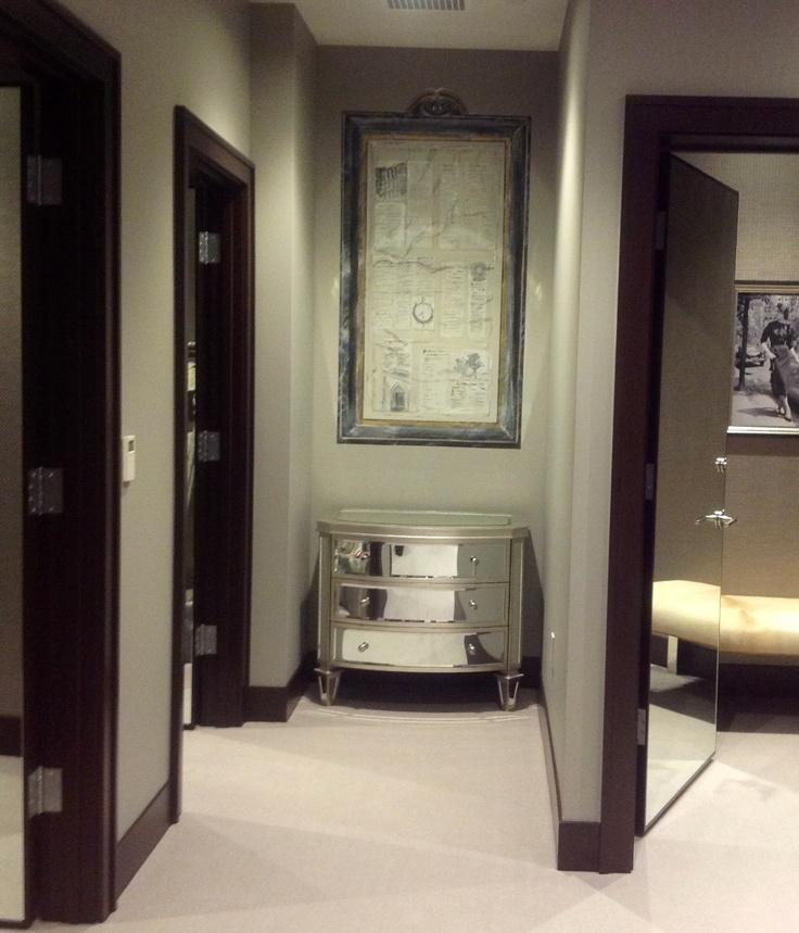AK Rikks Women's Dressing Room area