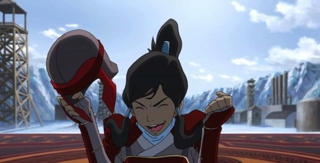 The Legend of Korra season 2 release date announced September 13!