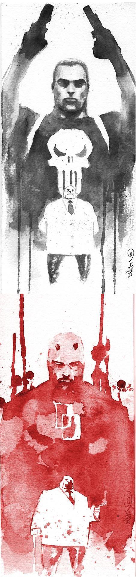 Enemies of the Kingpin by Dustin Nguyen #EasyNip