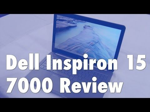 Review Dell Inspiron 7537 - YouTube