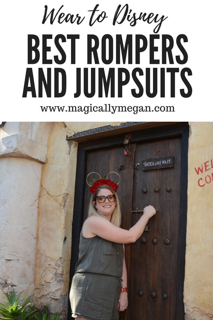 c6547b76c92 Wear to Disney   Best Rompers   Jumpsuits