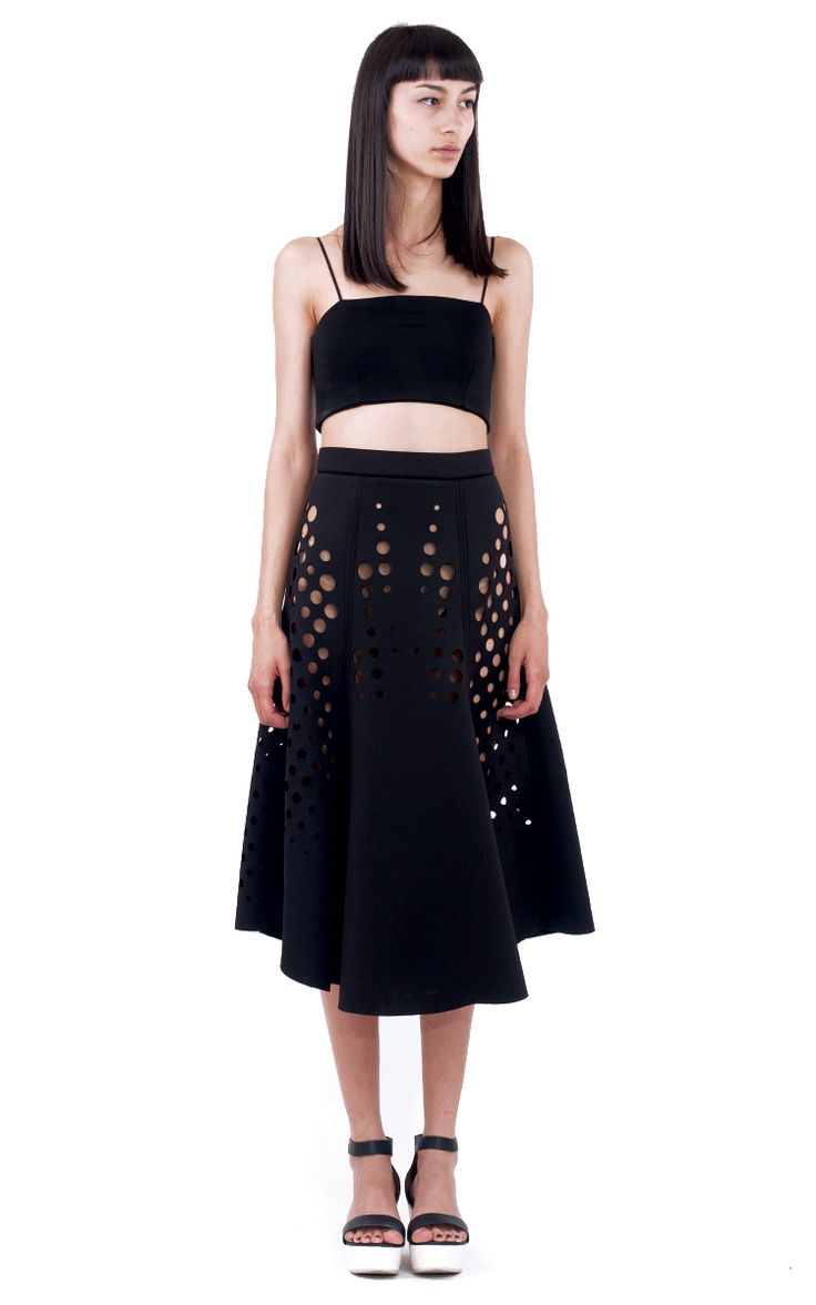 trophy skirt front