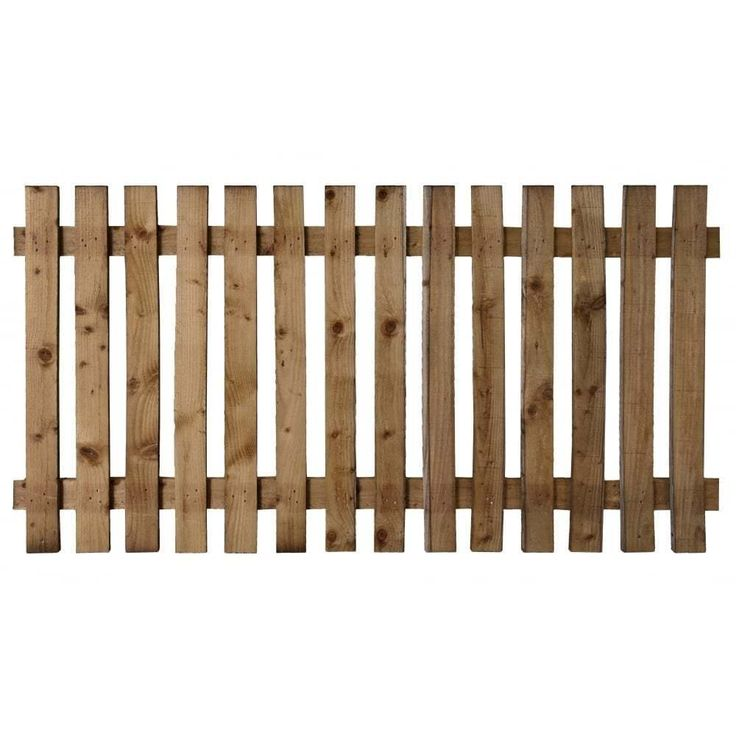 Details about Wooden Picket Fence Panel - Treated Timber Fencing - 6x2 -  6x3 - 6x4 - 25+ Best Ideas About Picket Fence Panels On Pinterest Repurposed