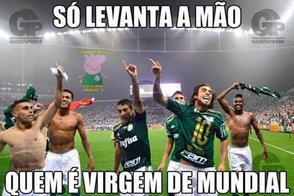 Piada pronta? Rivais tiram sarro do Palmeiras após derrota na ...