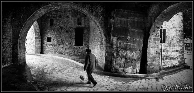 Δρόμοι του Κάστρου - Castle's Streets by Spiros Nousiadis