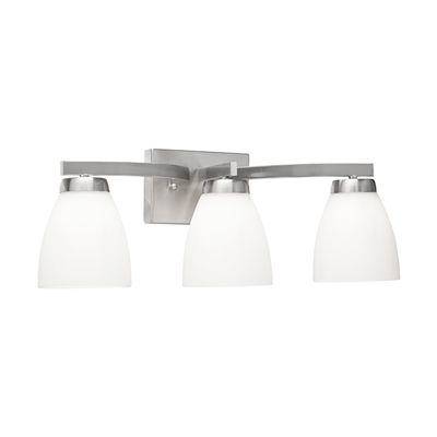 Kichler Exclusives Bathroom Vanity Light 37388 3 Light Modern Led Bathroom Vanity Deco Salle De Bain Led Salle De Bain