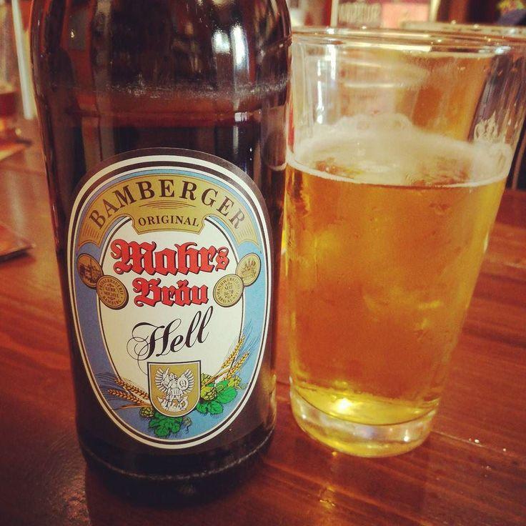 Mahrs Bräu Hell #bamberg #birra #cerveza #bier #biere #cerveja #pivo #beerporn #instabeer #cervejaartesanal #breja #beergeek #craftbeer #beerstagram #piwo #beerlover #øl #instacerveja #beeroftheday #beer #craftbeer #cervejaespecial #beergram #ilovebeer #instabeer #instapic #picoftheday