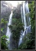 Sekumpul Waterfall  located in Buleleng area, Bali - Indonesia