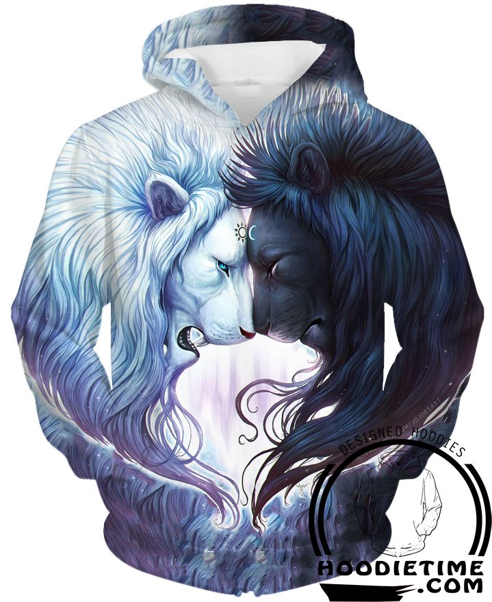 Abstract Lion With Yin Yang: 327 Best Hoodies Images On Pinterest