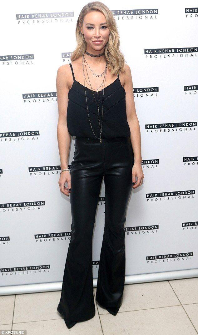 Lauren Pope attends hair launch as friends blast CBB's Gemma Collins - Celebrity Fashion Trends