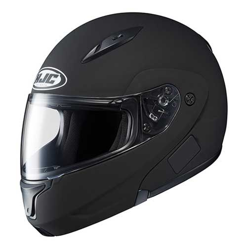 1.best motorcycle helmet with bluetooth built-in In: HJC CL-MAXBT II Bluetooth Ready Modular Motorcycle Helmet