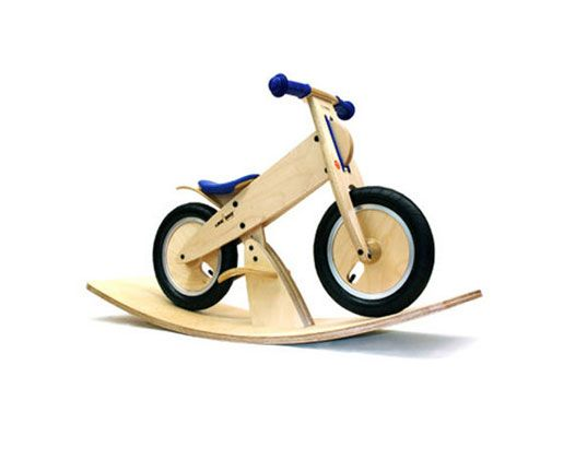 Rockabike Converts Balance Bit To Rocking Toy Now Get