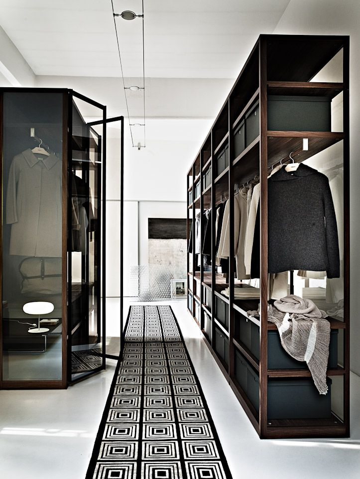 Walk-in Closets | Poliform